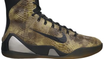 Nike Kobe IX High EXT QS Black/Black