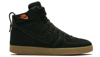 Carhartt WIP x Nike Vandal Supreme High Black/Gum Light Brown/Black