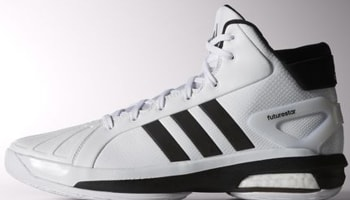 adidas Futurestar Boost White/Black