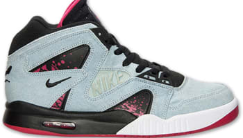 Nike Air Tech Challenge Hybrid Washed Denim/Black-Fuchsia Force-Dark Concord