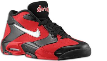 Nike Air Up '14 Black/Metallic Silver-University Red