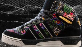 adidas Originals Metro Attitude Black/Multi-Color