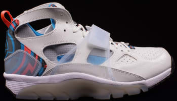 Nike Air Trainer Huarache Premium QS White/Blue Lagoon-Black-Hot Lava