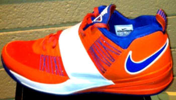Nike Zoom Revis Knicks Brilliant Orange