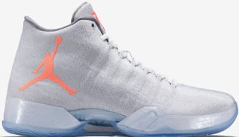 Air Jordan XX9 Russell Westbrook White/Infrared 23