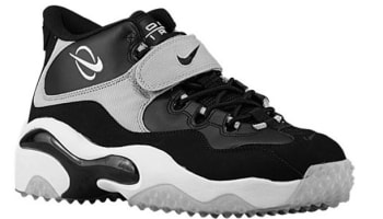 Nike Air Zoom Turf Black/Black-Metallic Silver-White