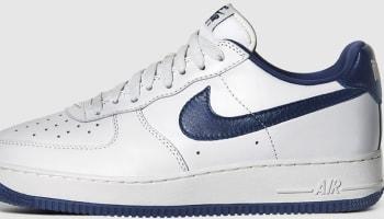 Nike Air Force 1 Low Retro White/Obsidian