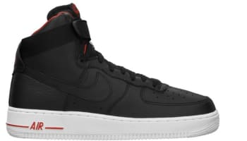 Nike Air Force 1 High Premium Black/Black