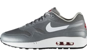 Nike Air Max 1 Reflective Matte Silver/White-University Red-Black
