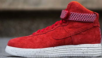 Nike Lunar Force 1 Hi UNDFTD SP University Red/University Red