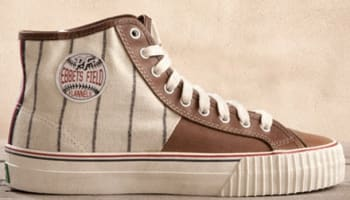 PF Flyers Center Hi Off White/Brown