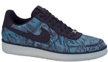 Nike Air Force 1 Downtown Low Dark Obsidian/Dark Obsidian