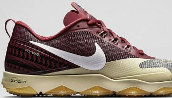 Nike Zoom Hypercross TR Team Gold/Black-Team Maroon-White
