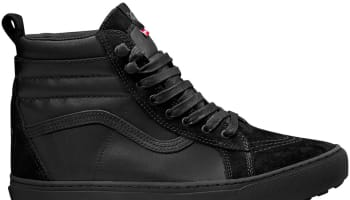 The North Face x Vans Vault Sk8-Hi Black