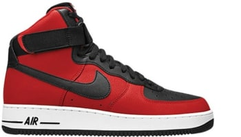 Nike Air Force 1 High University Red/Black