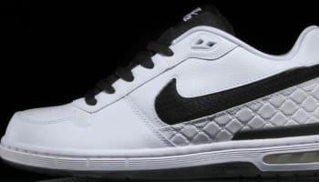 Nike Paul Rodriguez Zoom Air Low SB True White/Light Zen Grey-Black