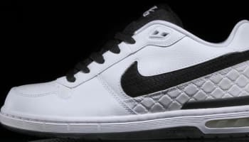 Nike Paul Rodriguez Zoom Air Low SB True White/Light Zen Grey-Black