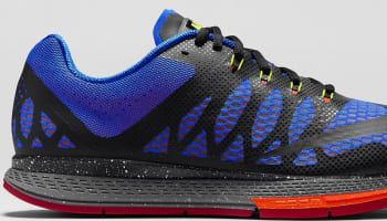 Nike Air Zoom Elite 7 Black/Hyper Cobalt-University Red-Black