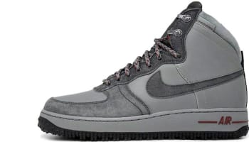 Nike Air Force 1 High Deconstructed Military Boot Cool Grey/Anthracite