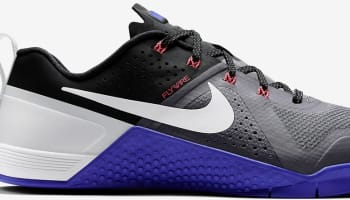 Nike Metcon 1 Cool Grey/Black-Persian Violet-White