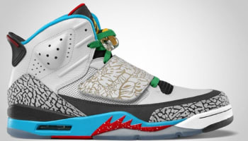 Jordan Son Of Mars Pop Art