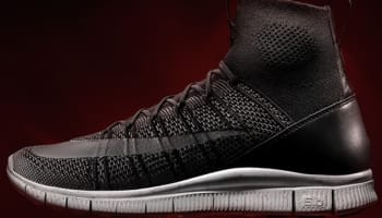 Nike Free Mercurial Superfly HTM Stealth/Black