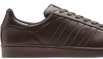 adidas Superstar Brown/Brown-Brown