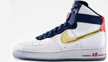Nike Air Force 1 High Premium Olympic '12