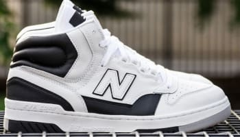 New Balance P740 White/Black-Grey