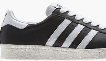 adidas Originals Superstar 80s Core Black/Running White