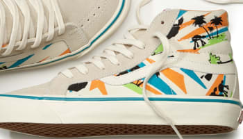 Vans OG Sk8-Hi LX Multi-Color/White