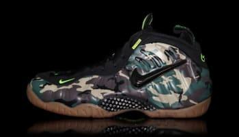 Nike Air Foamposite Pro Premium LE Army Camo