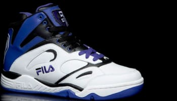 Fila KJ7 White/Royal Blue-Black
