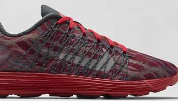 Nike Lunaracer+ 3 Team Red/Gym Red-Black Pine-Light Charcoal