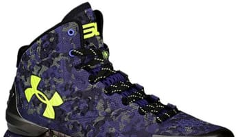 Under Armour Curry One Purple/Black