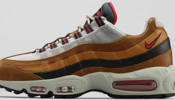 Nike Air Max '95 Escape QS Baroque Brown/Ale Brown-Red Clay-Flat Opal