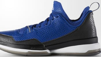 adidas D Lillard 1 Collegiate Royal/Black-White