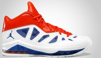 Jordan Melo M8 Advance White/Game Royal-Team Orange