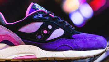 Saucony G9 Shadow 6 Purple/Black