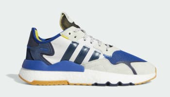 Ninja x Adidas Nite Jogger Core White/Collegiate Navy/Collegiate Royal