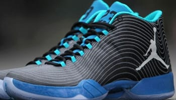 Air Jordan XX9 POP Black/White-Cool Blue-Photo Blue