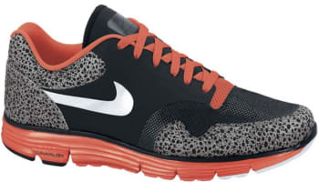 Nike Lunar Safari Fuse+ Black/White-Bright Crimson-Dark Grey