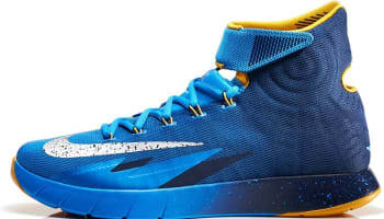 Nike Zoom HyperRev Blue Hero/Metallic Silver-University Gold