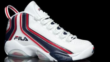 Fila Stack 2 White/Fila Navy-Fila Red