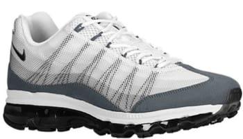 Nike Air Max '95 Dynamic Flywire White/Black-Dark Grey-Cool Grey