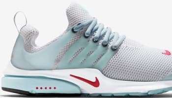 Nike Air Presto White/Skylight-Black-Oriental Poppy