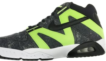 Nike Air Tech Challenge III Black/White-Radiant Green