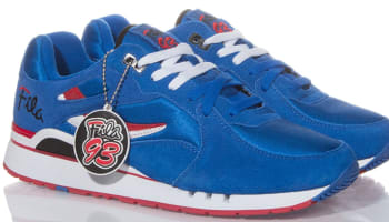 Fila Overpass Royal Blue/White-Red
