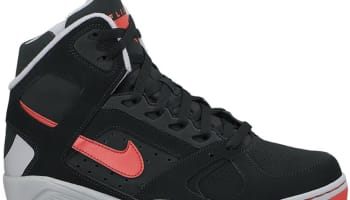 Nike Air Flight Lite High Black/University Red