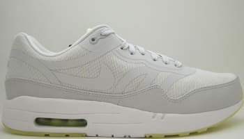 Nike Air Max 1 Premium Tape White/Geyser Grey-Lab Green